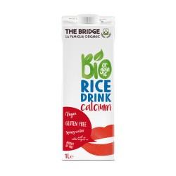 Bebida de Arroz Calcio 1 L (The Bridge)