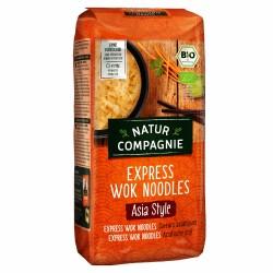 Pasta Asia Wok Noodles 250 Gr (Natur Compagnie)