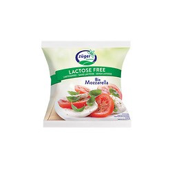 Queso Mozzarella Sin Lactosa 100 Gr (Züger)