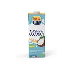 Bebida de Coco y Anacardo 1 l (Isola Bio)