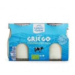 Yogur Griego de Vaca 2 x 125 Gr (Cantero de Letur)