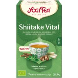 Yogi Tea Shiitake Vital 17 x 2 Gr