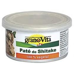 Paté de Shitake 125 Gr (Granovita)
