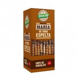 Galletas María Espelta con Chocolate 177 Gr (Biocop)