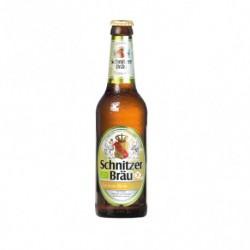Cerveza de Mijo con Limón Sin Gluten 330 Ml (Schnitzer)