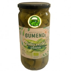 Judías Verdes Planas 660 Gr (Gumendi)
