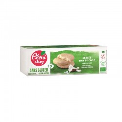 Galletas de Coco Sin Gluten 120 Gr (Pleniday)