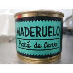 Paté de Cerdo 225 Gr (Maderuelo)