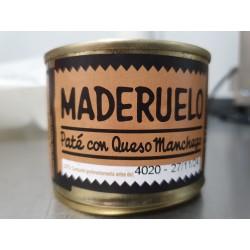 Paté de Queso Manchego 225 Gr (Maderuelo)
