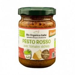 Tomates Secos con Pecorino y Almendras 130 Gr (Bio Orgánica Italia)