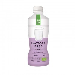 Leche de Vaca Sin Lactosa 1 L (Auga)