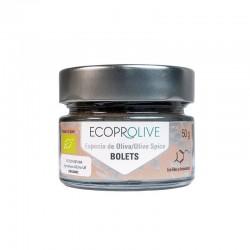 Condimento de Oliva Eco, Bolets 50 Gr (EcoProlive)