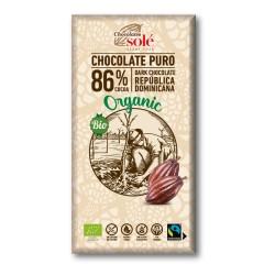 Chocolate Negro 86 % Cacao 100 Gr (Solé)