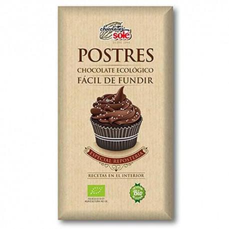 Chocolate para Postres 200 Gr (Solé)