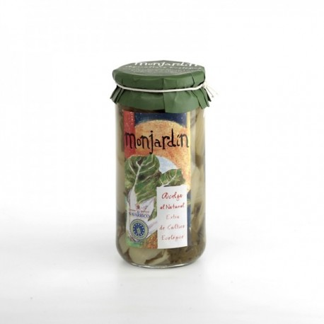 Acelgas al Natural 660 Gr (Monjardin Organic)