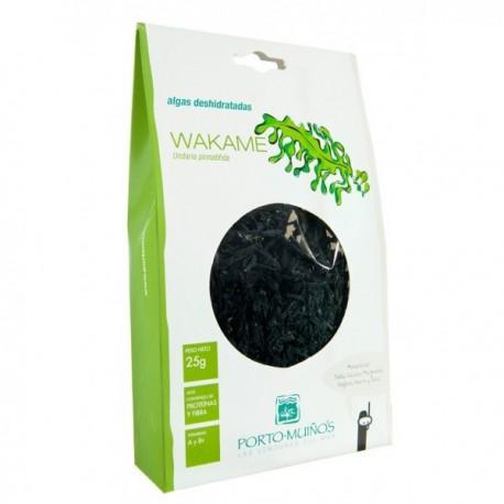 Alga Wakame 25 Gr (Portomuiños)