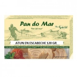 Atún en Escabeche 120 Gr (Pan Do Mar)