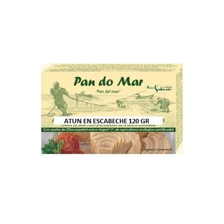 Atun en Escabeche 120 Gr (Pan Do Mar)