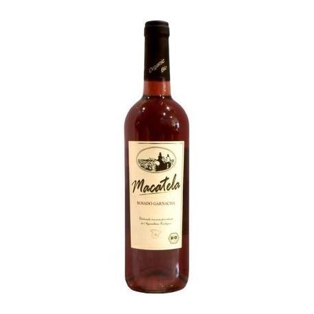Vino Rosado Garnacha 75 Cl (Macatela)