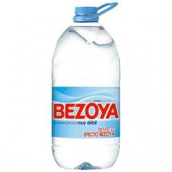 Agua Mineral, Botella 5 L (Bezoya)