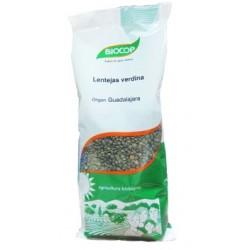 Lentejas Verdinas 500 Gr (Biocop)
