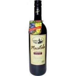 "Vino Tinto ""Sin Sulfitos"" 75 Cl (Macatela)"