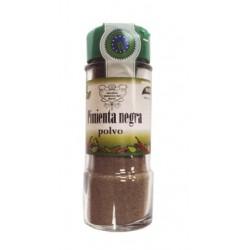 Pimienta Negra en Polvo 40 Gr (Biocop)