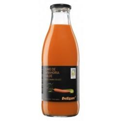 Zumo de Zanahoria y Aloe 1 L (Delizum)