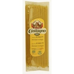 Espaguettis de Kamut 500g. (Castagno)