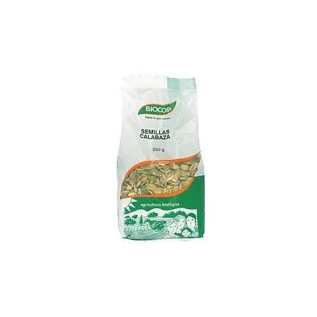 Semillas de Calabaza Claras 250 Gr (Biocop)