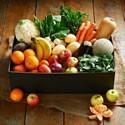 Cestas de Frutas y Verduras Ecológicas