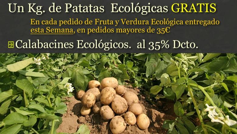 Patatas Ecológicas de Regalo esta semana