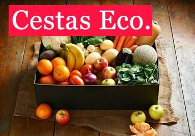 Cestas de Fruta y Verdura Ecológicas